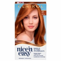 Clairol Natural Looking Nice'n Easy Permanent 6R Light Auburn Color