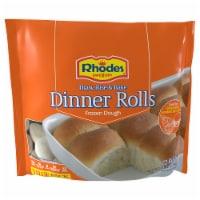 Rhodes White Dinner Rolls - 72 ct / 96 oz
