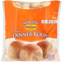 Rhodes Bake 'N Serve Yeast Dinner Rolls