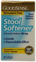 Good Sense  Stool Softener