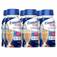 Ensure Plus Butter Pecan Ready-to-Drink Nutrition Shakes