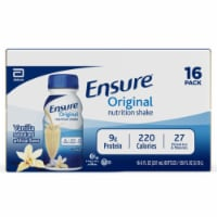 Ensure Original Vanilla Ready-to-Drink Nutrition Shakes