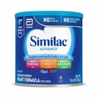 Similac Advance Powder Infant Formula with Iron