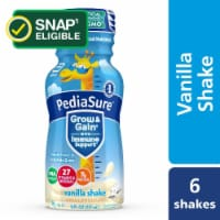 PediaSure Grow & Gain Vanilla Ready-to-Drink Kids' Nutritional Shakes