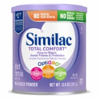 Similac Total Comfort OptiGro Infant Formula Powder with Iron