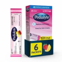 Pedialyte Strawberry Lemonade Electrolyte Solution Powder Packs