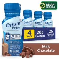 Ensure Enlive Advanced Milk Chocolate Ready-to-Drink Nutrition Shake