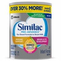 Similac Pro Advance Infant Powder Formula