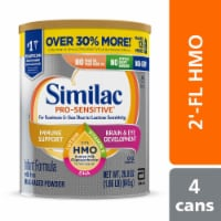 Similac Pro Sensitive Milk-Based Powder Infant Formula
