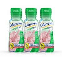 Glucerna Hunger Smart Creamy Strawberry Ready-to-Drink Nutritional Shakes