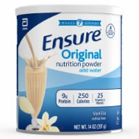 Ensure Original Vanilla Nutrition Powder