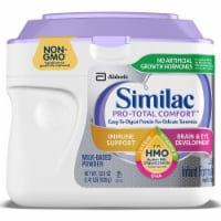 Similac Pro-Total Comfort Non-GMO with 2'-FL HMO Powder Infant Formula with Iron