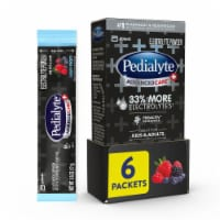 Pedialyte AdvancedCare Plus Berry Frost Flavor Electrolyte Powder Packets