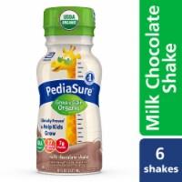 PediaSure Organic Milk Chocolate Shakes