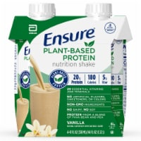 Ensure Plant Based Protein Vanilla Nutritional Shake