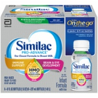 Similac Pro-Advance 0-12 Month Ready-to-Feed Infant Formula