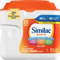 Similac® Sensitive Infant Formula Powder - 20.1 oz