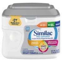 Similac Pro-Advance Milk-Based Powder Infant Formula with Iron - 20.6 oz