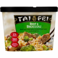 Tai Pei Beef & Broccoli