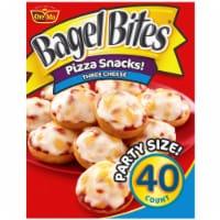 Bagel Bites Three Cheese Mini Bagels