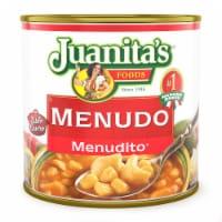 Juanita's Menudo - 94 oz