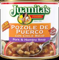 Juanita's Foods Pozole Pork & Hominy Soup