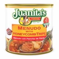 Juanita's Menudo with Honeycomb Tripe