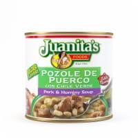 Juanita's Pozole De Puerco Pork & Hominy Soup