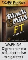 Black & Mild Filter Tips Pipe-Tobacco Cigars