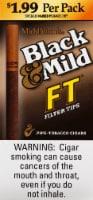 Black & Mild Filter Tips Pipe-Tobacco Cigars