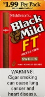 Black & Mild Filter Tips Sweets Pipe-Tobacco Cigars