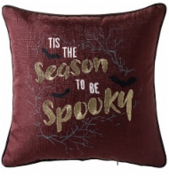 Tis The Season Indoor Square Pillow