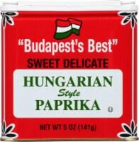 Bascom's Hungarian Paprika