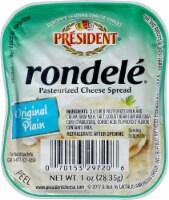 Rondele Original Plain Cheese Spread