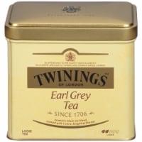 Twinings Of London Earl Grey Tea Loose Tea Tin