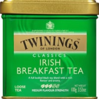 Twinings of London Classics Irish Breakfast Loose Tea