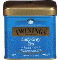 Twinings Lady Grey Tea Tin