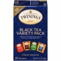 Twinings Of London Black Tea Bags Variety Pack - 20 ct