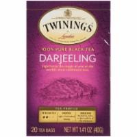 Twinings Of London Darjeeling Pure Black Tea Bags