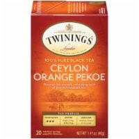 Twinings of London Ceylon Orange Pekoe Pure Black Tea Bags