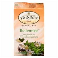 Twinings Of London Buttermint Herbal Tea Bags
