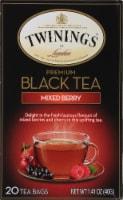 Twinings Of London Mixed Berry Premium Black Tea Bags - 20 ct