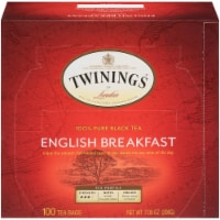 Twinings English Breakfast Tea - 100 ct