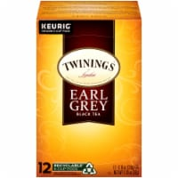 Twinings of London Earl Grey Black Tea K-Cup Pods