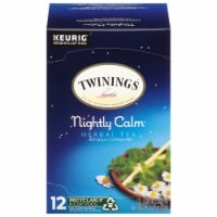 Twinings Nightly Calm Herbal Tea K-Cup Pods