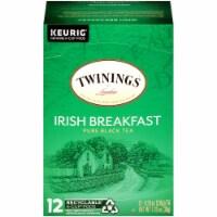 Twinings Of London Irish Breakfast Pure Black Tea K-Cup Pods