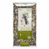 Audubon Park Songbird Selections Wild Bird/Poultry Bird Seed Black Oil Sunflower 5 lb. - Case - Count of: 1