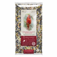 Audubon Park Songbird Selections Wild Bird/Poultry Bird Seed Fruits And Nuts 5 lb. - Case Of: - Count of: 1