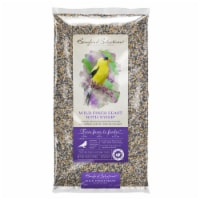 Global Harvest Foods 8039223 5 lbs Songbird Selections Finches Bird Seed Nyger Thistle Seed