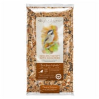 Audubon Park Songbird Selections Chickadee and Nuthatch Wild Bird Food Sunflower 5 lb. - Case - Count of: 1